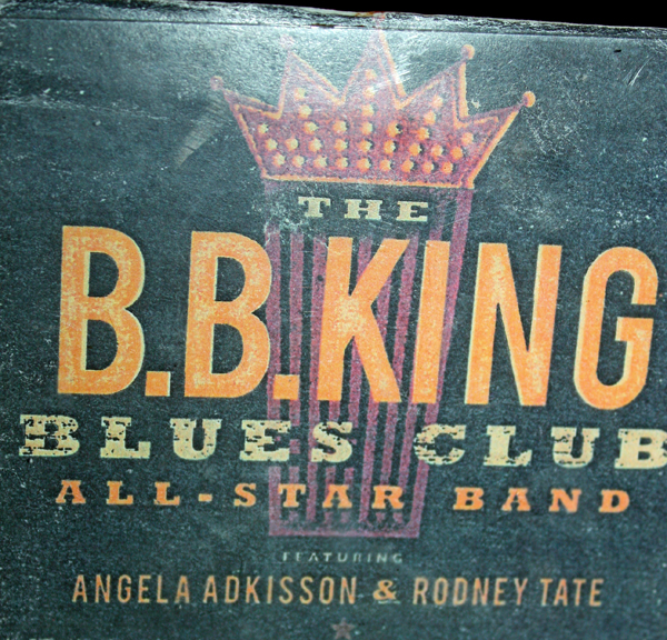BB King's Blues Club all star band