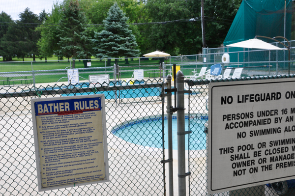 pool and rules