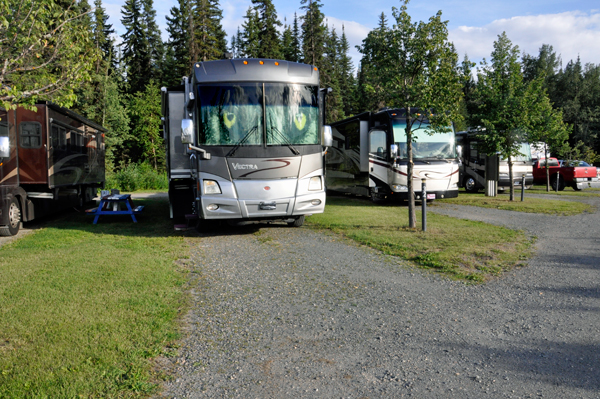 site of the two RV Gypsies
