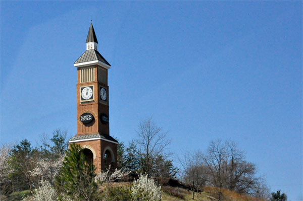 Lorton Clock Tower