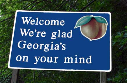 Is Georgia on your mind?